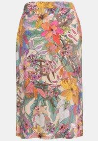 Ulla Popken - A-line skirt - multi - 4