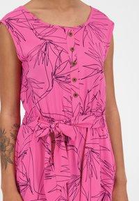 alife & kickin - Day dress - fuchsia - 4
