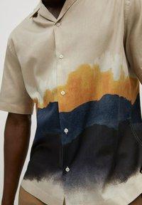 Mango - Shirt - sandfarben - 4