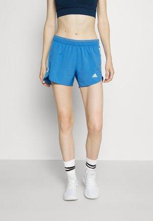 RUN IT SHORT - Pantalón corto de deporte - focus blue/white