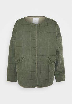 MAROU - Short coat - thyme