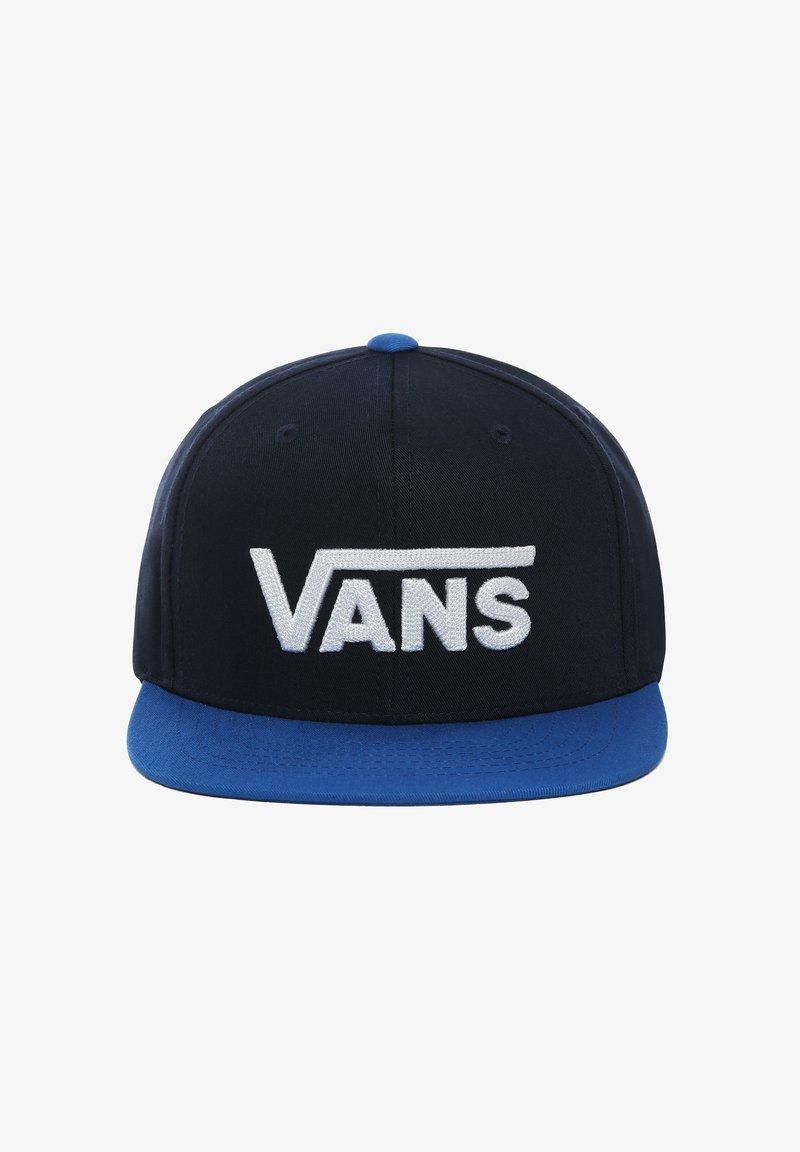 Vans - DROP  - Cap - dress blues-victoria blue