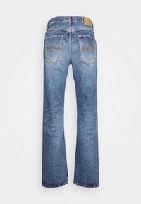 Nudie Jeans - GRITTY JACKSON - Straight leg -farkut - pure spring - 9