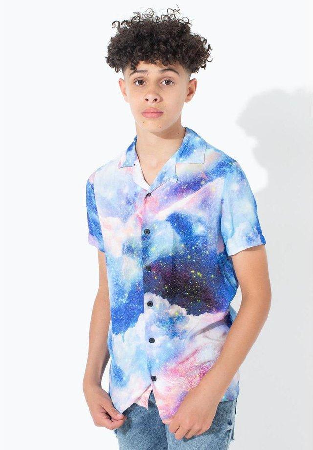 SPACE - Shirt - blue