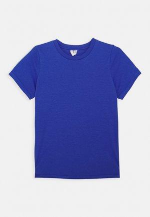 T-SHIRT - T-Shirt basic - blue bright