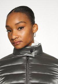 Opus - HALISA - Light jacket - slate grey melange - 3