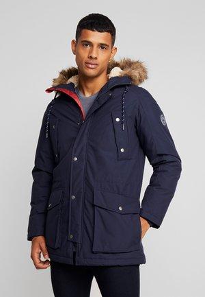 JOREXPLORE - Płaszcz zimowy - navy blazer