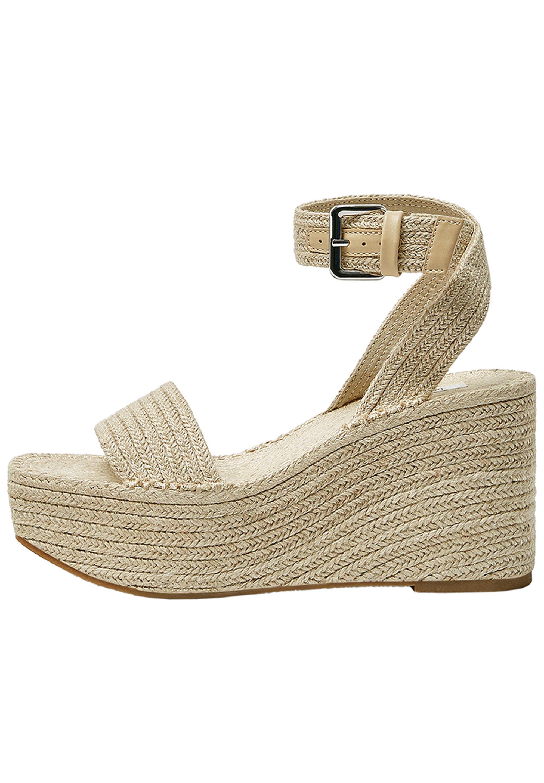 MIT SCHNALLE Sandaletter sand