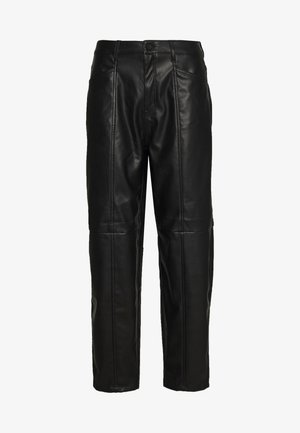VMROSANNA BARREL PANT - Bukse - black