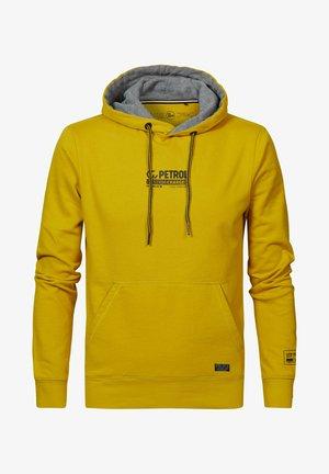 Hoodie - antique yellow