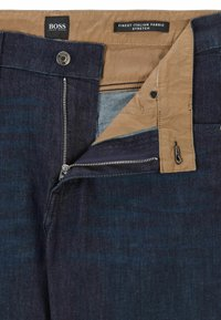 BOSS - ALBANY - Relaxed fit jeans - dark blue - 5