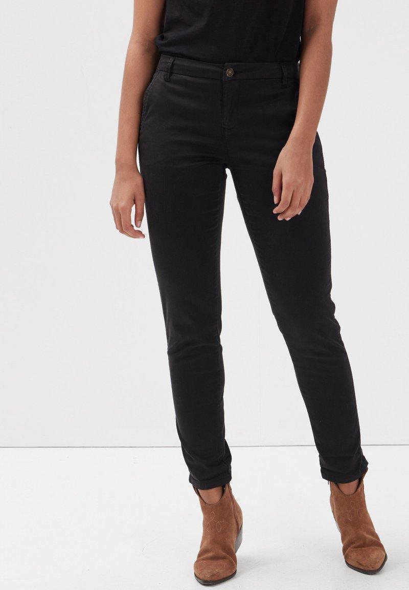 BONOBO Jeans - Pantalones chinos - noir