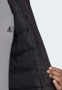 adidas Performance - XPLORIC PARKA - Winter coat - black - 6