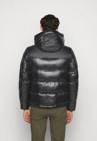 Blauer - GIUBBINI CORTI IMBOTTITO - Down jacket - black - 2