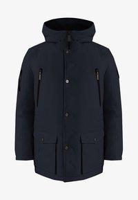 Finn Flare - MIT HOCHWERTIGER WATTIERUNG - Winter jacket - dark blue - 5