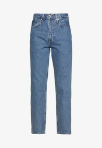 Levi's® Made & Crafted - THE COLUMN - Jeansy Straight Leg - indigo valley - 5