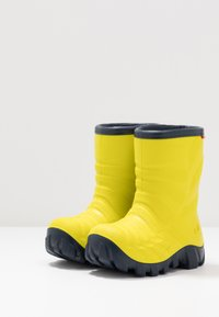 Viking - ULTRA 2.0 - Wellies - lime/navy - 3