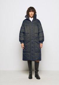 DRYKORN - EUSTON - Winter coat - navy - 0