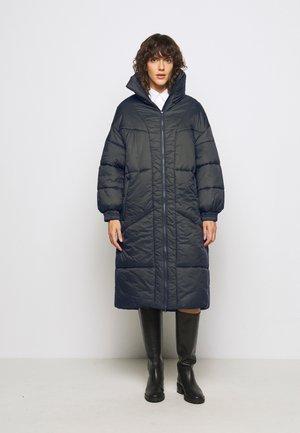 EUSTON - Zimní kabát - navy
