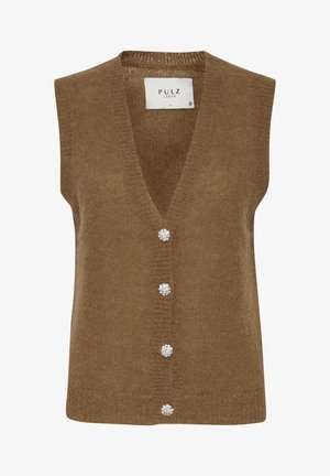 PXIRIS SPECIAL FAIR OFFER - Cardigan - bison