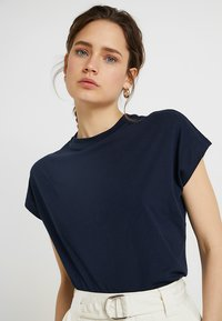 KIOMI - Basic T-shirt - sky captain/dark blue - 4