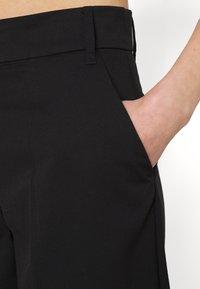Monki - LUNA CULOTTE - Shorts - black dark - 3