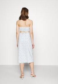 Fashion Union - PIGNA SKIRT - A-line skirt - retro ditsy print - 2