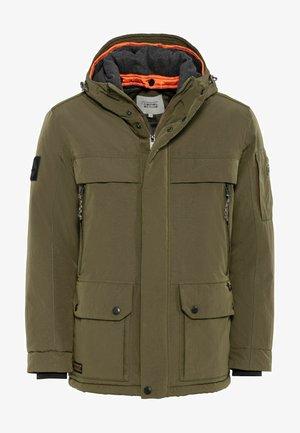 Winter jacket - olive night
