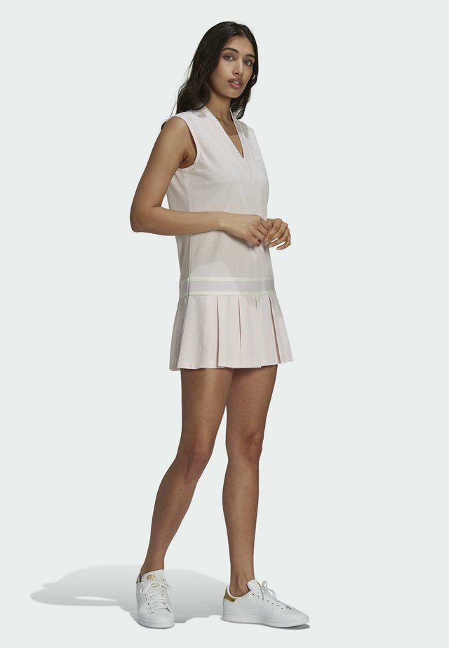 TENNIS DRESS ORIGINALS - Shirt dress - pearl amethyst