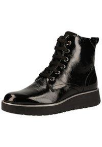 IGI&CO - Platform ankle boots - NERO - 2
