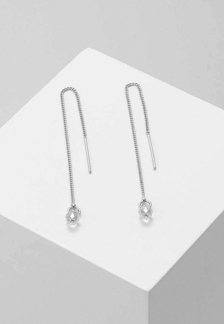 TomShot - Ohrringe - silver-coloured