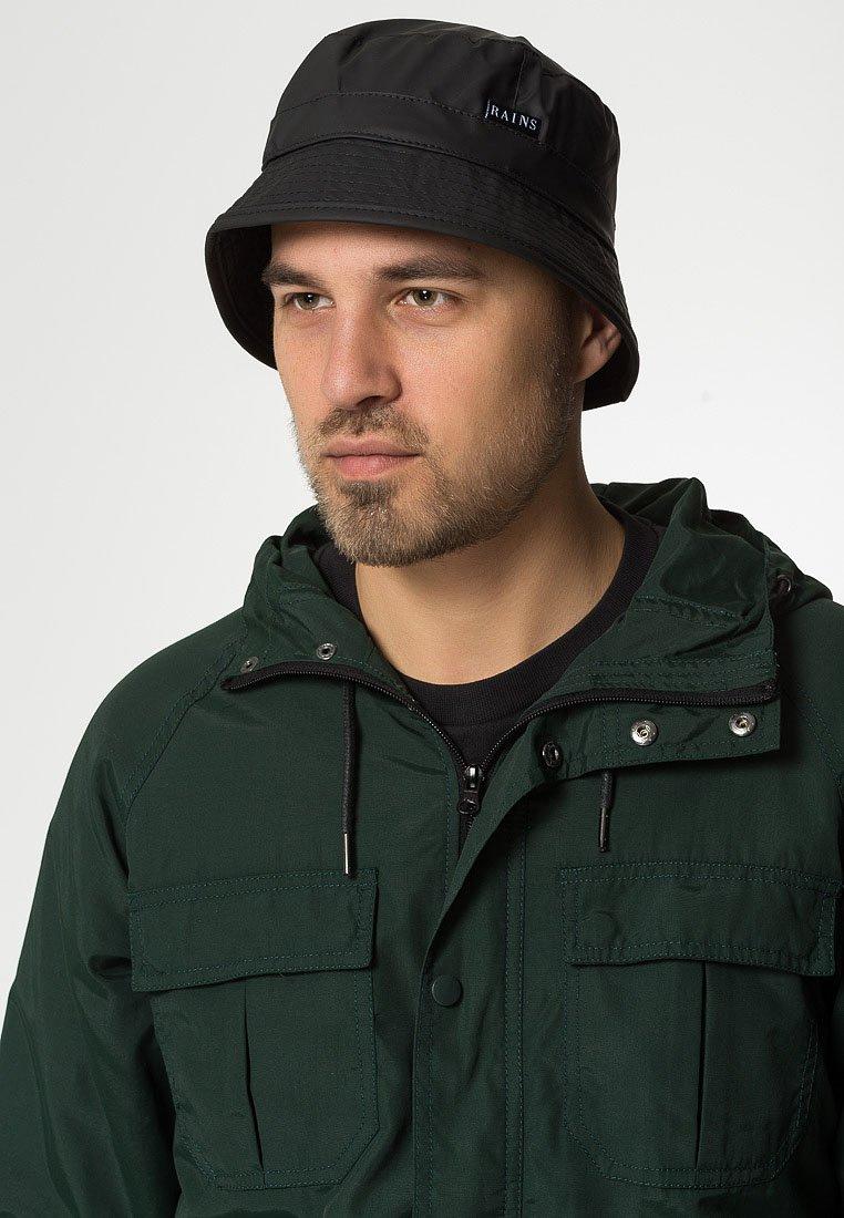 Rains - Hat - black