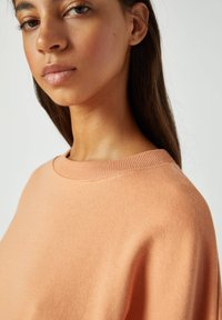 PULL&BEAR - Sweatshirt - orange - 4