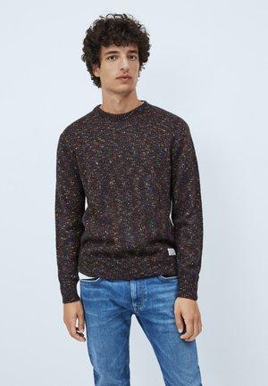 LORENZO - Pullover - dark grey