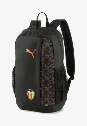 VALENCIA CF FTBLCORE - Reseryggsäck - puma black vibrant orange
