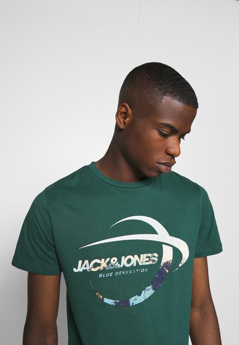 Jack /& Jones Jcohim Tee SS Crew Neck T-Shirt Homme
