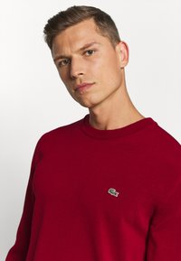 Lacoste - Jumper - bordeaux - 3