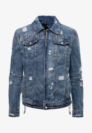 RAVE - Kurtka jeansowa - indigo
