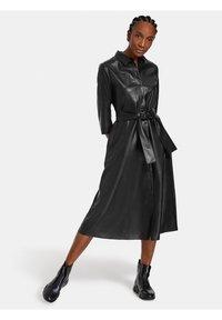 Gerry Weber - Shirt dress - schwarz - 0
