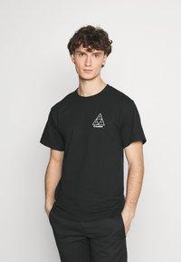 HUF - PLAYBOY PLAYMATE TEE - Print T-shirt - black - 0