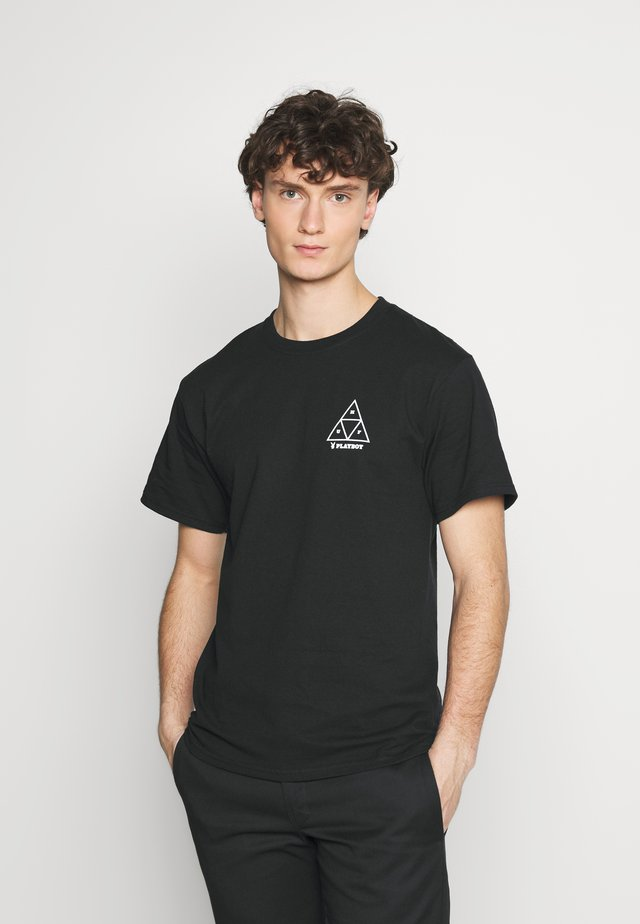 PLAYBOY PLAYMATE TEE - T-shirt print - black