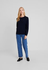 Tommy Hilfiger - TALY - Pullover - blue - 1
