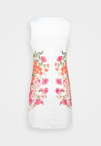 Desigual - SANDRA - Sukienka koktajlowa - white - 1