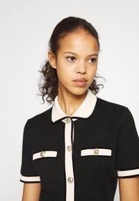 maje - RAVENY - Jumper dress - noir - 3