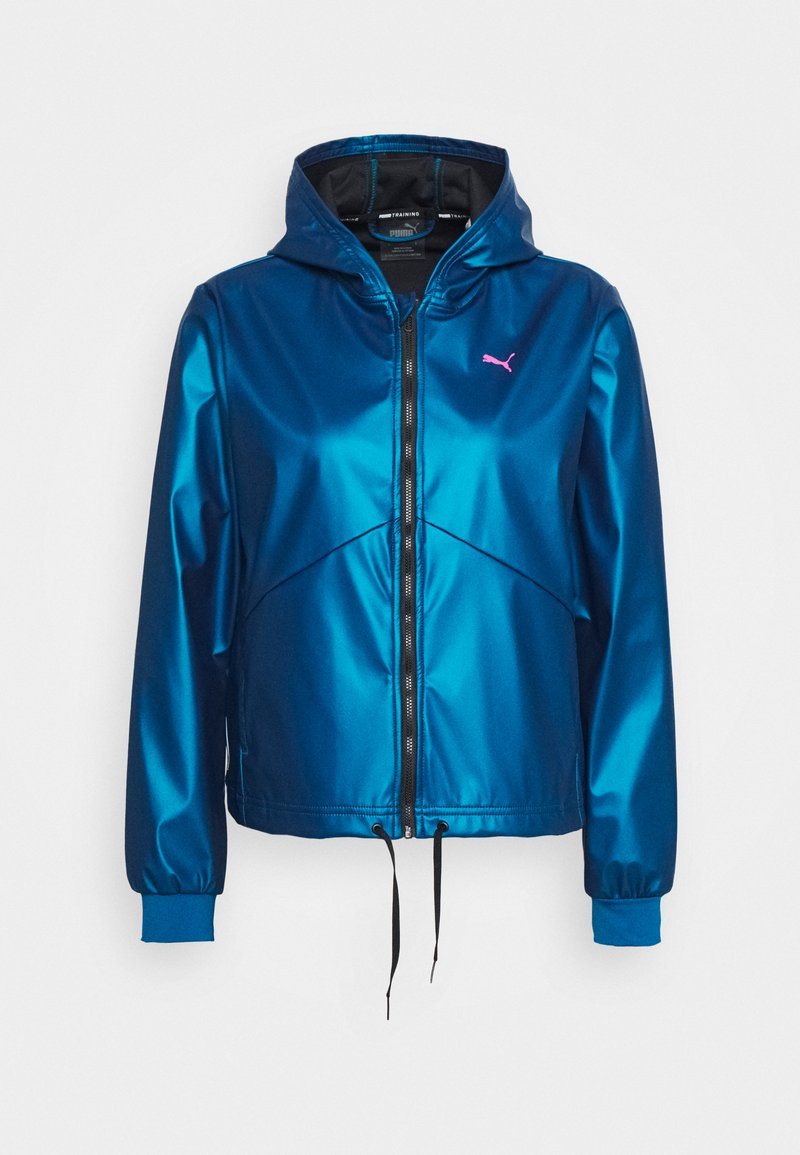 Puma - TRAIN WARM UP JACKET - Training jacket - digi blue