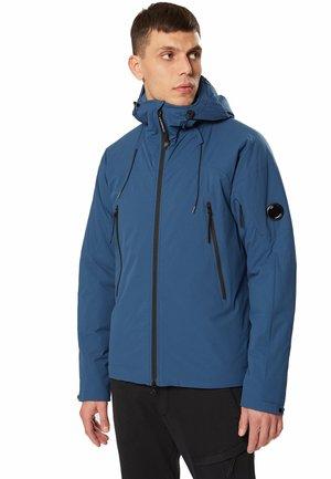 Winter jacket - dark denim
