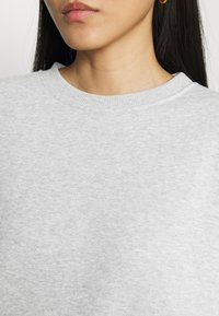 Gestuz - RUBI  - Sweatshirt - light grey melange - 4