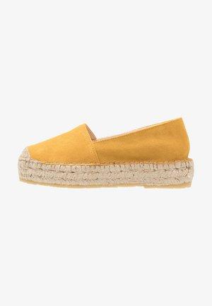 IDA - Loafers - yellow