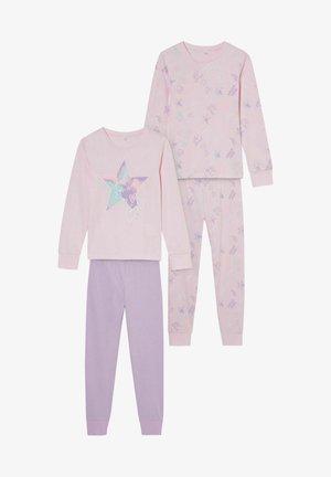 2 PACK - Pyjamas - rose
