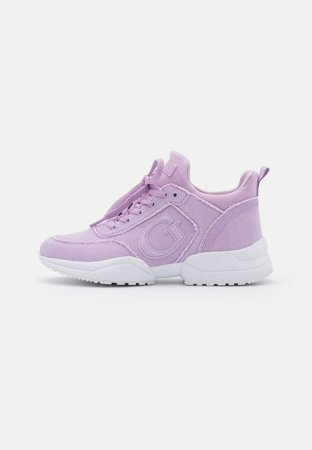 BELTIN - Sneakers laag - lilac